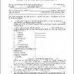 Contract Forms For Business