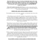 Waiver Of Liability Example