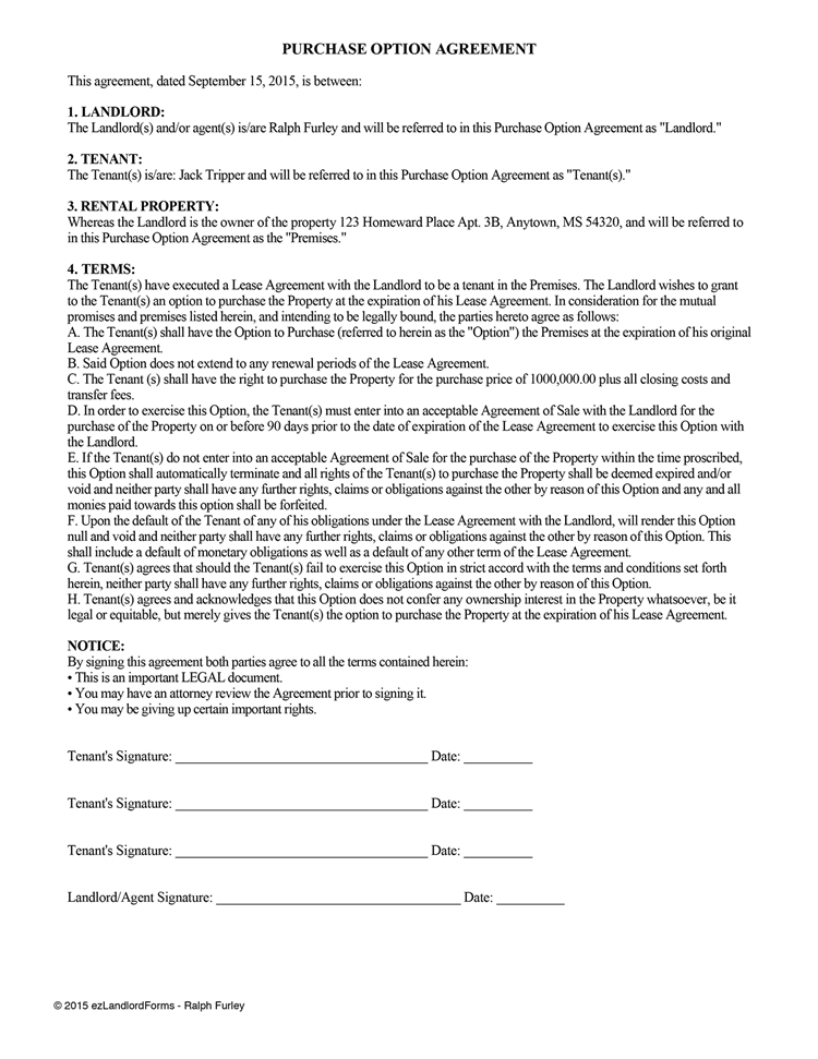 Amendment To Lease Agreement Form Free Printable Documents