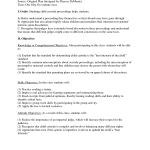 Child Custody Agreement Sample