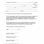 Confidentiality Agreements
