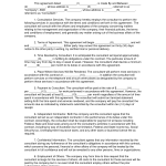 Consulting Services Contract Template
