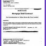 Contract For Loan