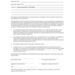 Copyright Transfer Agreement Template