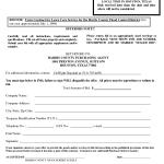 Lawn Care Service Contract