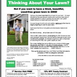 Lawn Care Templates