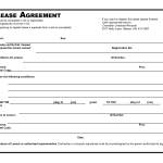 Lease Document