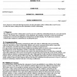 Legal Payment Agreement Form