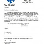 Membership Agreement Sample