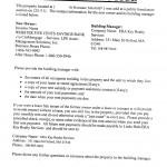 Notice Of Default Letter Sample