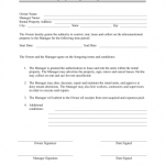 Property Manager Forms