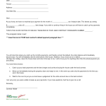 Sample Past Due Rent Letter