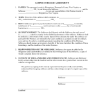 Sublease Agreement Sample