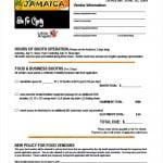 Vendor Contracts