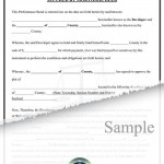 mortgage deed form