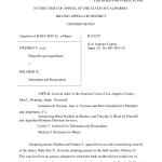 Affidavit Letter