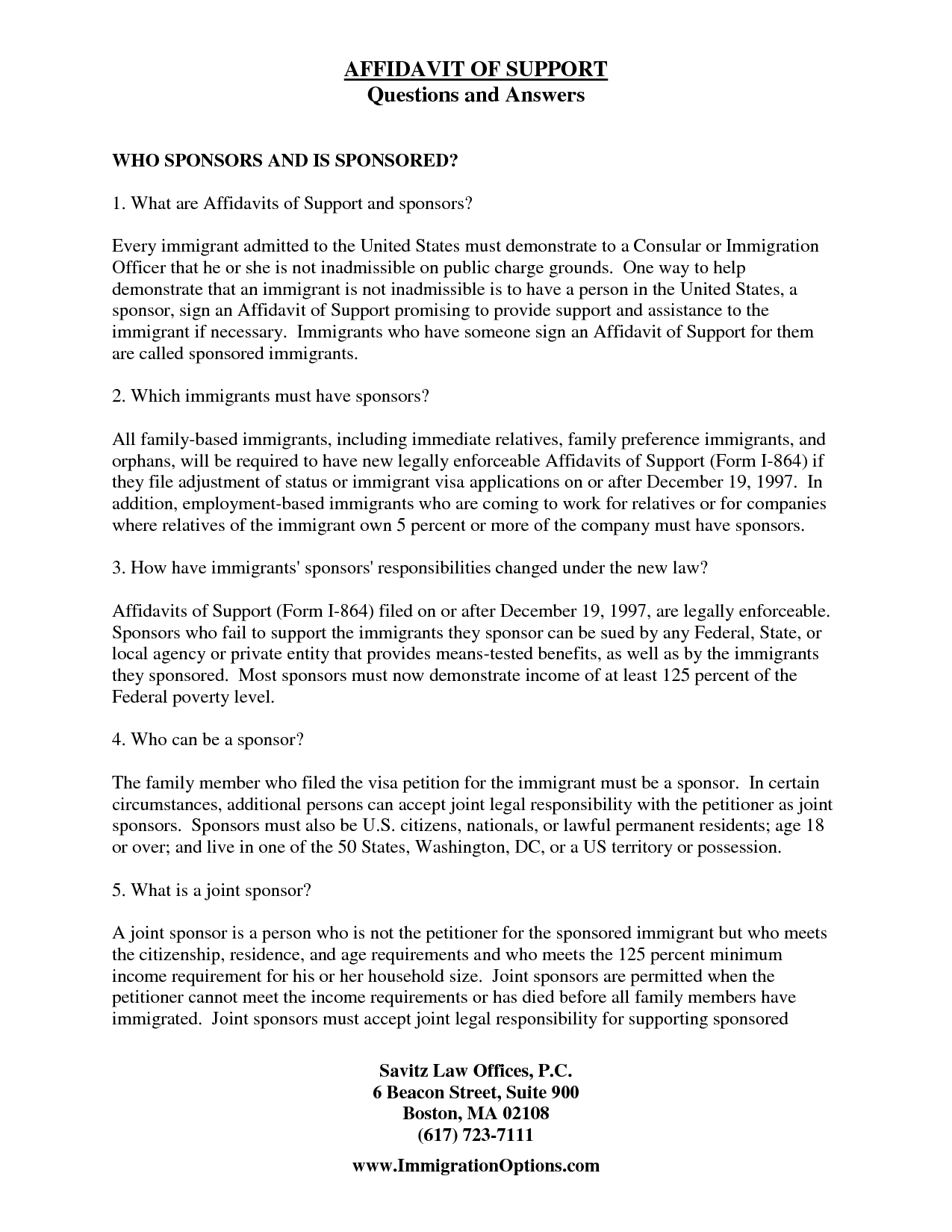Support Letter Sample For Immigration from londonmedarb.com