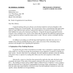 Attorney Client Letter Template