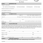 Bill Of Sale For RV