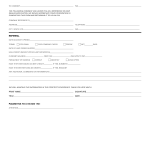 Business Credit Reference Form
