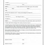 Car Sales Form