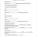 Cash Loan Agreement