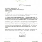Child Care Letter