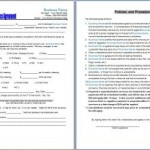 Cleaning Services Contract Agreement