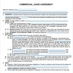 Commercial Restaurant Lease Agreement