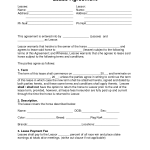 Contract For Rent To Own