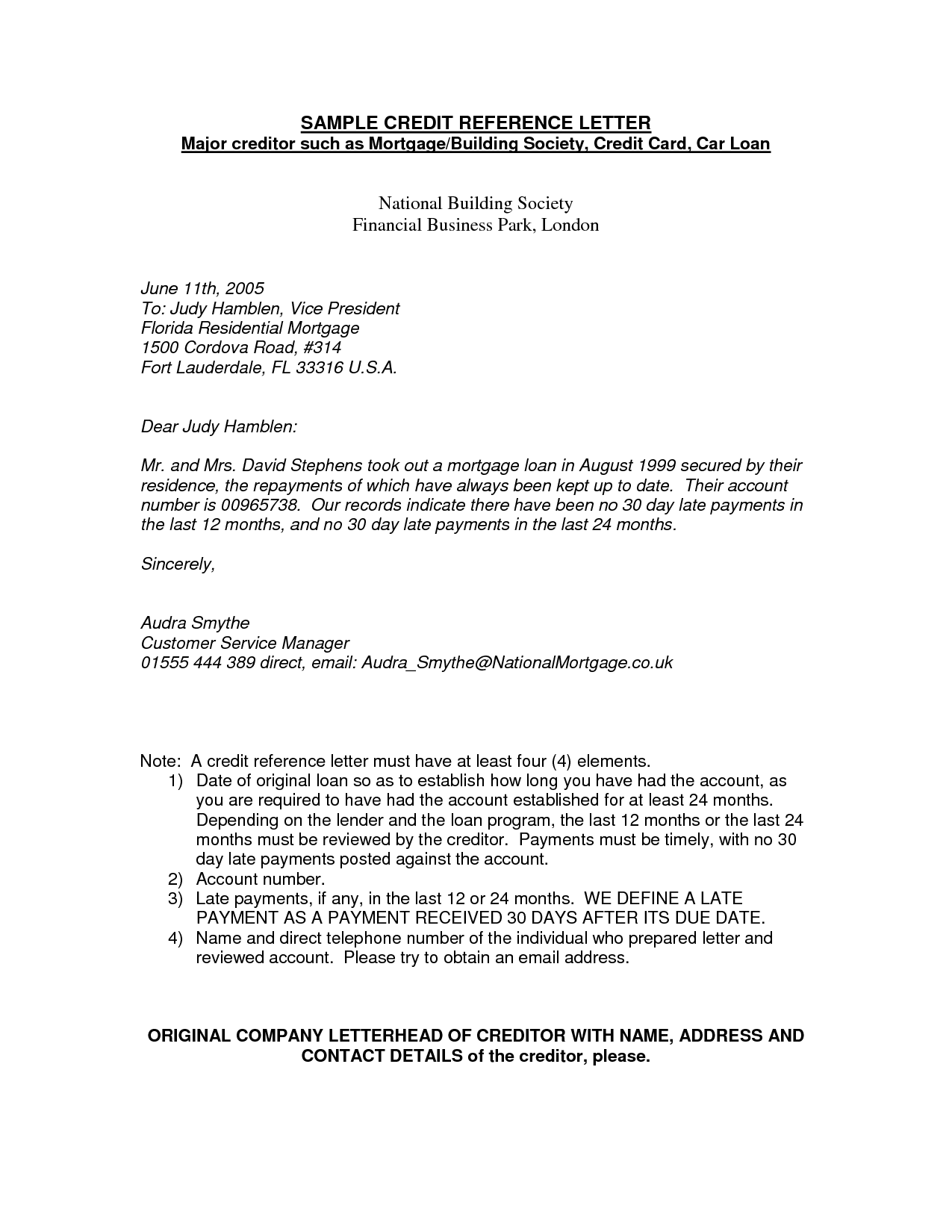 request reference letter kays makehauk co