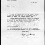 Death Notification Letter