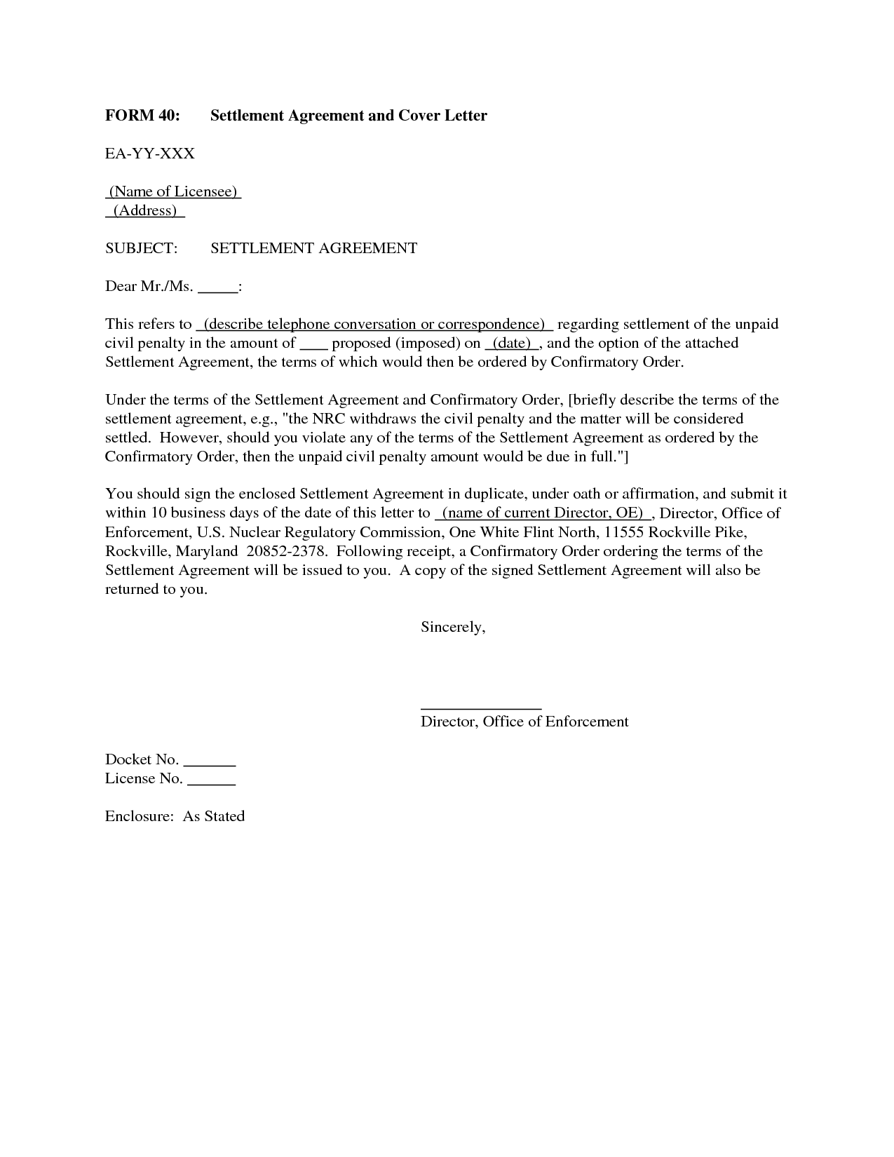 suretyship agreement template - sample cancellation waiver letter gold gym contract gym