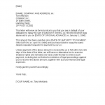Demand Letter Template