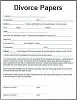 Divorce essay papers