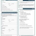 Drug Test Form
