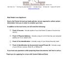 Free Car Loan Agreement Form