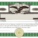 Free Stock Certificate Template