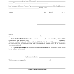 General Warranty Deed Template