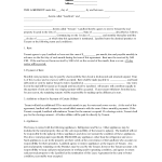 Home Rental Agreement Form