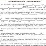 Home Renters Agreement