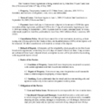 Home Renters Contract