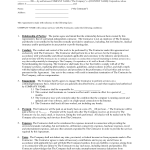 Independent Contractor Contract Sample