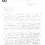 Insurance Denial Letter