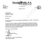 Lawyer Letter