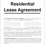 Lease Agreement Template