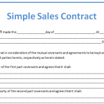 Legal Contracts Templates