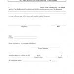 Legal Documents Templates
