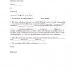 Legal Form Templates