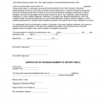 Medical Treatment Consent
